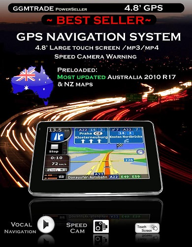Crazylister's early day gps listings looked professional and better than most sellers
