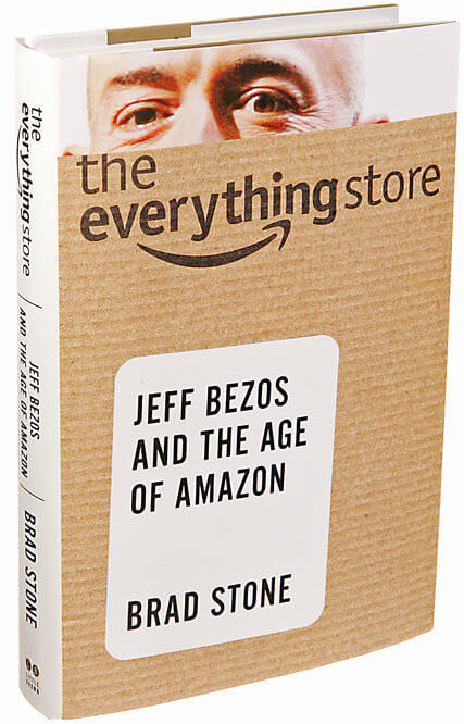 The Everything Store. Jeff Bezos and the Age of Amazon - this book is an inspiration to any online sellerr