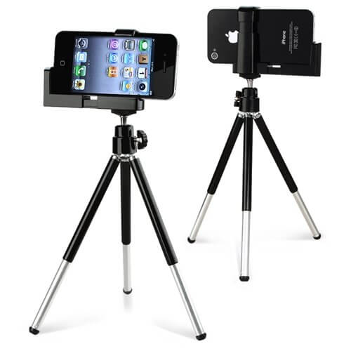 smartphone tripods to help taking good pictures