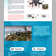 Crazylister template professional design example