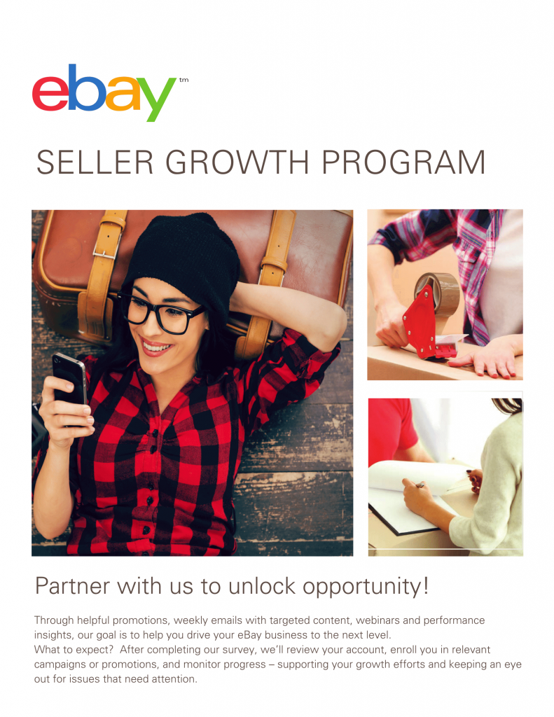 eBay Seller Growth Program- CrazyLister