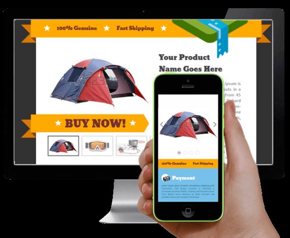 easily create mobile optimized ebay description template