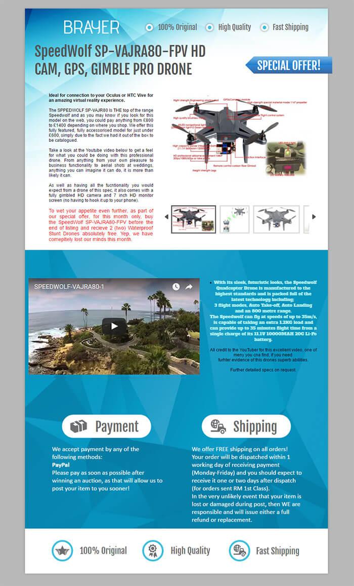 Promotion drone prix bas, avis forum drone parrot bebop 2