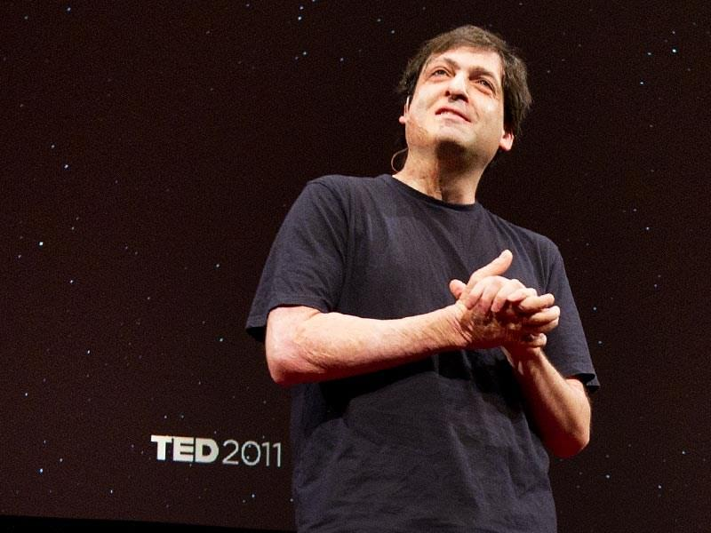 Dan Ariely at a Ted lecture