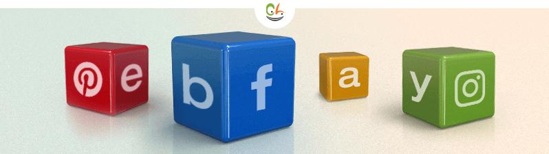 ebay social media selling