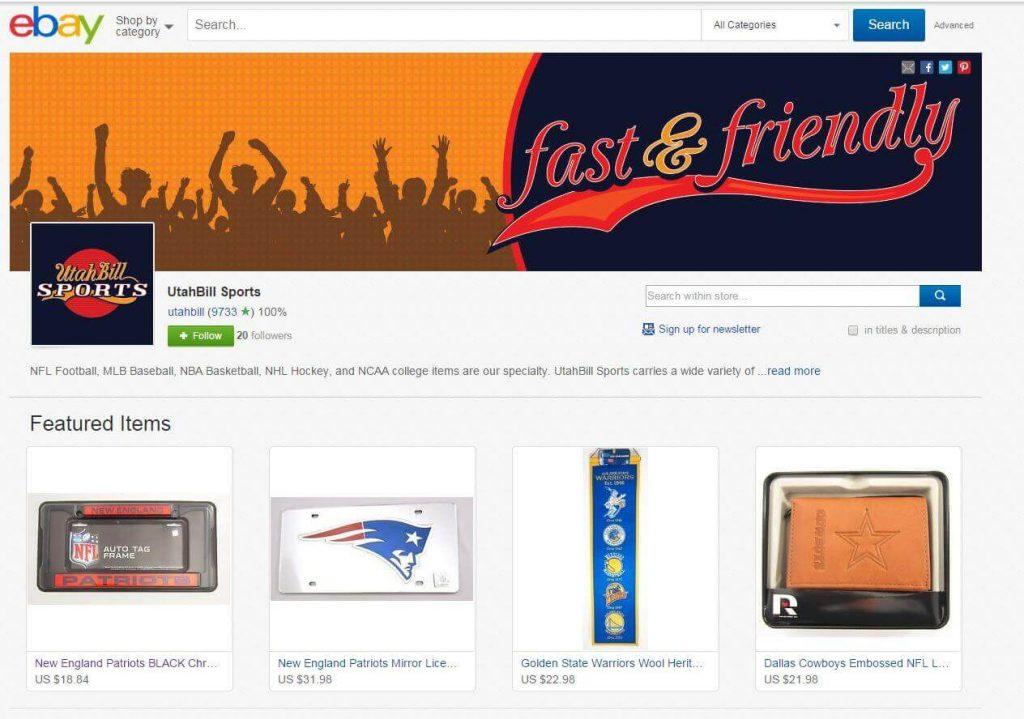 ebay store Billboard image 2