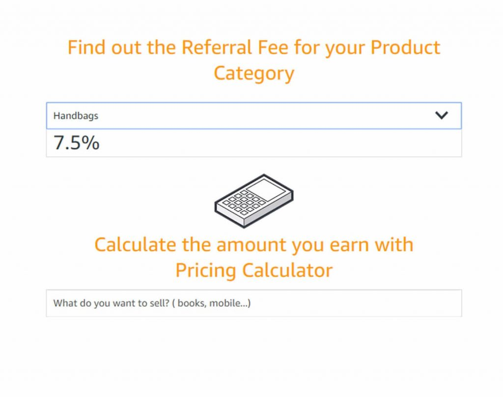 Amazon_referral_fee_calculator