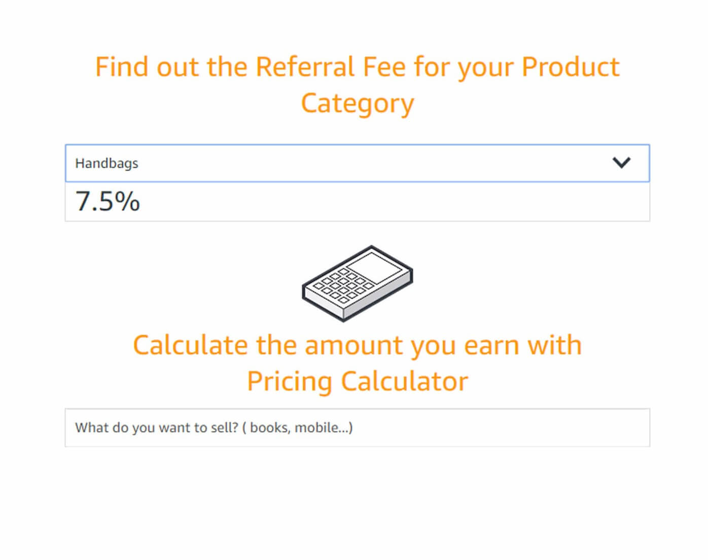amazon fba fees percentage