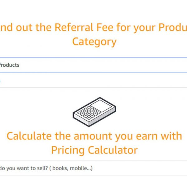 amazon referral fee calculator