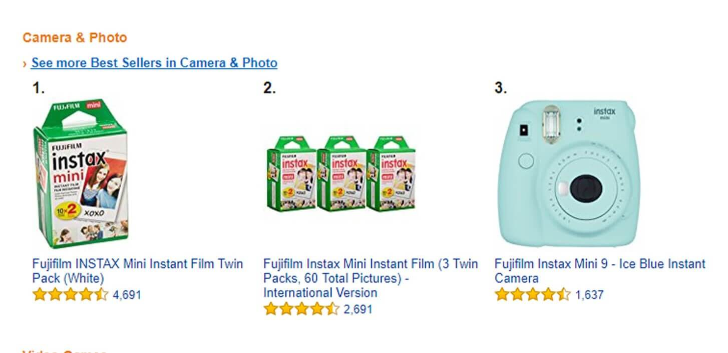 top selling items amazon