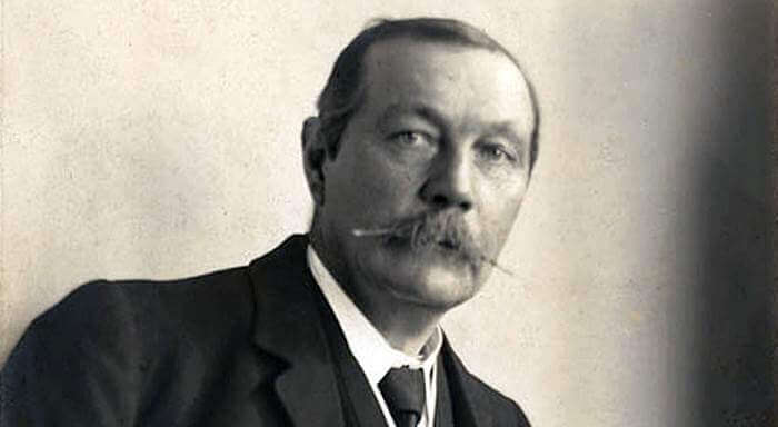Sir Arthur Conan Doyle ecommerce quotes