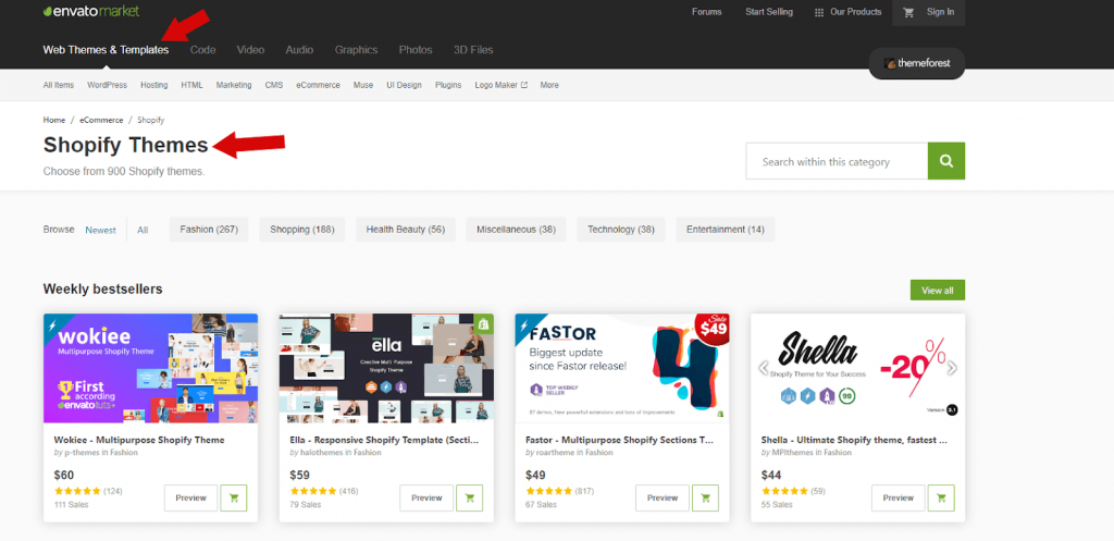 What You Ought to Know About Choosing a Shopify Theme